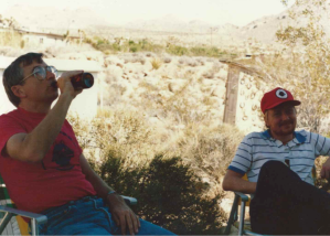 june-1987-desert-x-with-al